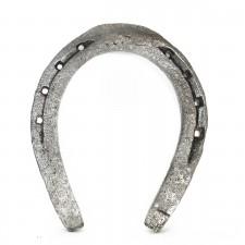 Hufeisen - blankes Metall