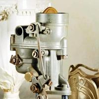 Oldtimer Vergaser - Kultur - dekorativ